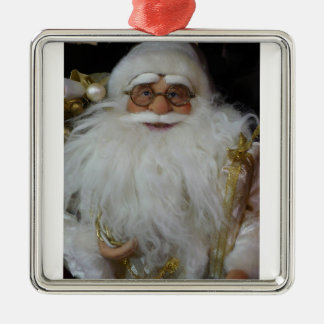 Santa sabio ornatos