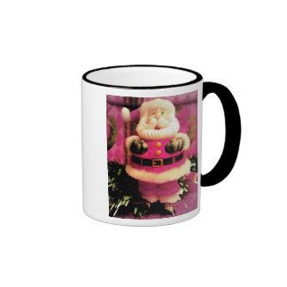 Santa sacó taza