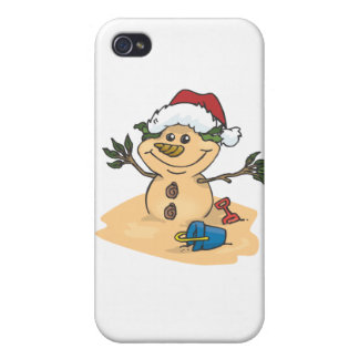 Santa Sandman iPhone 4/4S Case