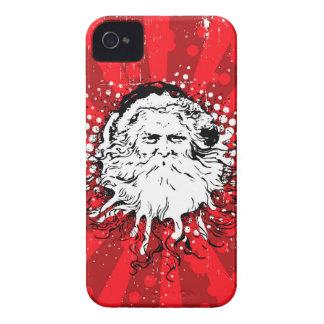 Santa says Merry Christmas iPhone 4 Case