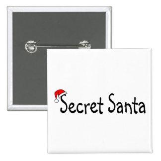 Santa secreto pin