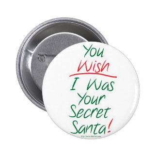 Santa secreto pins