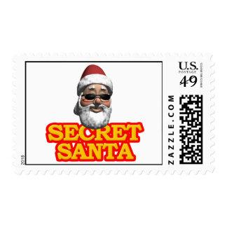 Santa secreto sellos