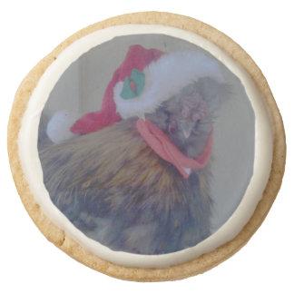 Santa Silkie Cookies