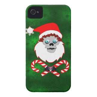 Santa Skull Blackberry Bold Cases