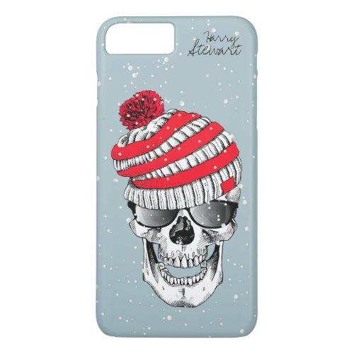 Santa Skull Elf iPhone 8 Plus7 Plus Case