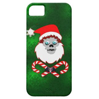 Santa Skull iPhone SE/5/5s Case