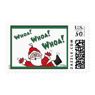 Santa Slips Postage