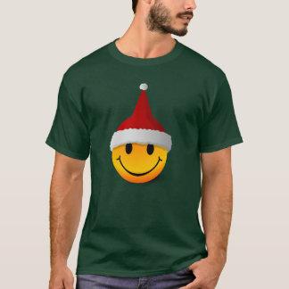 Santa Smiley T-shirt