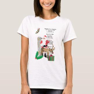Santa snd Friends 2 T-Shirt