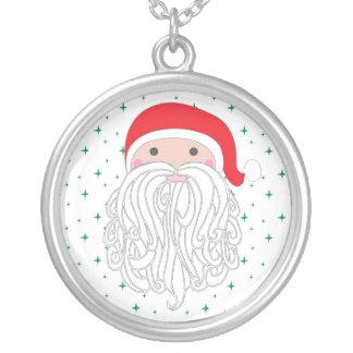 Santa Sparkle Necklace