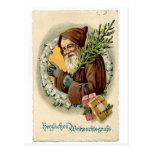 Santa Tarjetas Postales