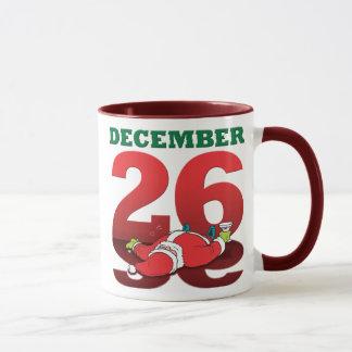 """Santa taza borracha del """"26 de diciembre"""""""