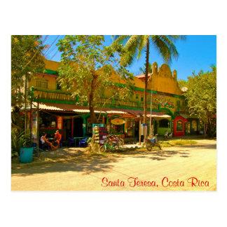 Santa Teresa, Costa Rica postcard