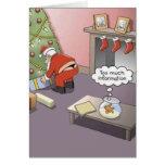 Santa Thong Cards