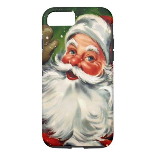 Santa Tough iPhone 7 case