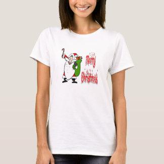 Santa & Toy Bag T-Shirt