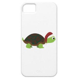 Santa Turtle iPhone SE/5/5s Case