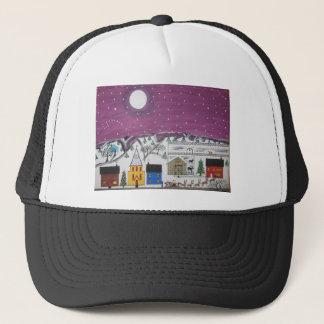 Santa Under The Little Dipper Trucker Hat