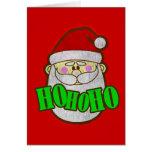 Santa Vintage Greeting Cards
