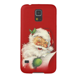 Santa Vintage Samsung Galaxy Nexus Cases