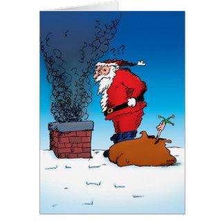 Santa Whiz Card