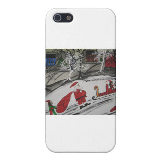 Santa Work is Done. Cases For iPhone 5