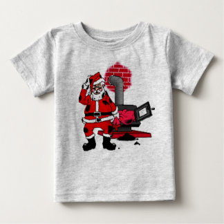 santa yike baby T-Shirt