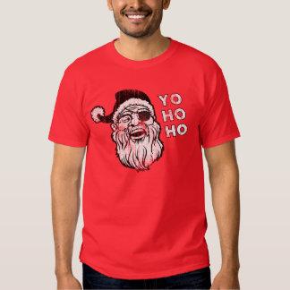 Santa Yo Ho Ho T Shirt