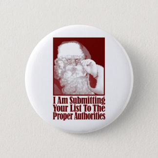 Santa, Your Christmas List, and The Authorities Button