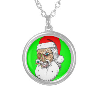 SANTA ZOMBIE NECKLACE LIMITED TO 100 DGS SPECIAL