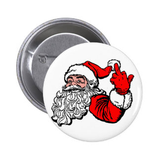 santacolour pinback button