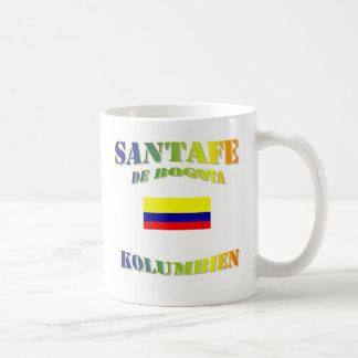 Santafe de Bogota Coffee Mug