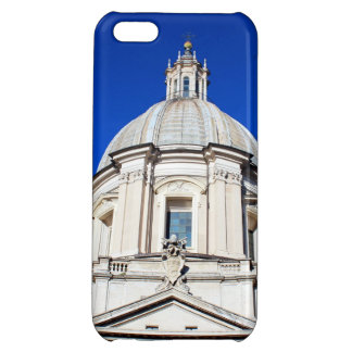 Santagnese in Agone Church in Piazza Navona, Rome Cover For iPhone 5C