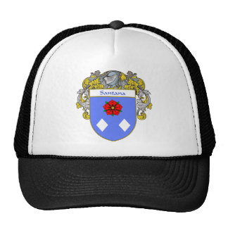 Santana Coat of Arms (Mantled) Trucker Hat