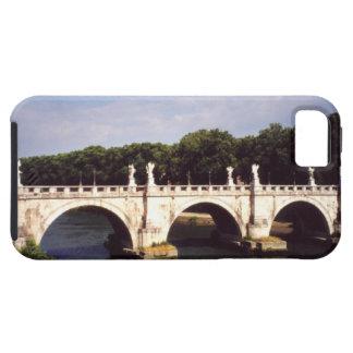 Sant'Angelo Bridge in Rome, Italy iPhone 5 Cases