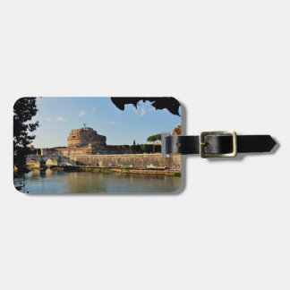 Sant'Angelo castle Luggage Tag