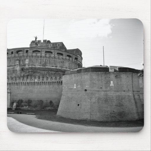 Sant'Angelo castle Mousepad