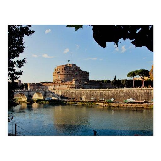 Sant'Angelo castle Postcard