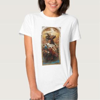 Sant'Antonio en Gloria de Odorico Politi Camisas