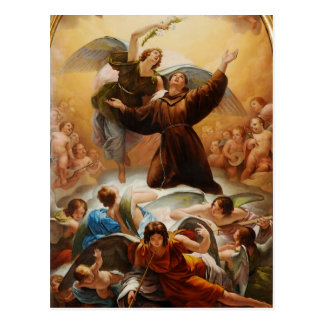 Sant'Antonio in Gloria by Odorico Politi Postcard