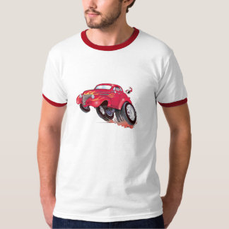 Santa's 39 Chevy shirt