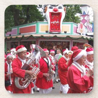 Santa's Around the World Coasters