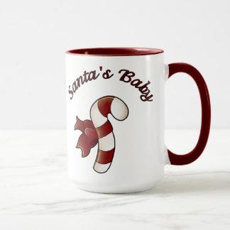 Santas Baby Mug