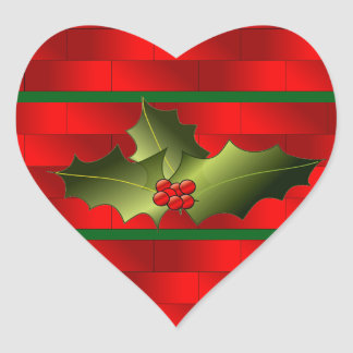 Santa's Bricks and Mistletoe Stickers