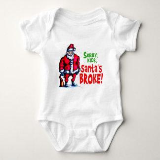 Santa's Broke Shirt