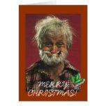 Santas Brother Card