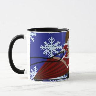 Santa's Card Mug