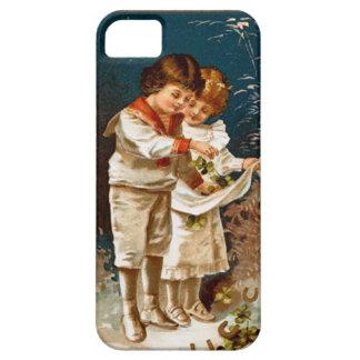 Santa's children - Happy Christmas phone case