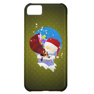 Santa's Chimney iPhone 5C Cover